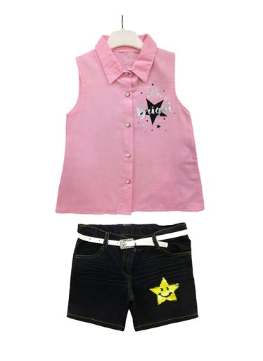 By Leyal For Kids Set Pembe